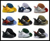 elite sport sneaker großhandel-mit Box Factory direkt Verkauf Shop 2018 Männer athletisch billige Soldaten 12 Basketballschuhe Nummer 23 Elite Sport Sneakers EU46