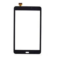 pantalla de reemplazo para la pestaña samsung al por mayor-para Samsung Galaxy Tab A 8.0 2017 T380 T385 Touch Screen Digitizer Tablet Replacement Black