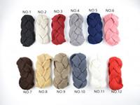 Wholesale hair weave braid accessories online - Knitting Twist braid hair band hair earmuffs hand woven headband Europe and America autumn and winter warm hair accessories