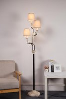 Wholesale italian modern lighting - Restaurant Bar lamp creative minimalist modern Italian style loft lights Floor Lamps