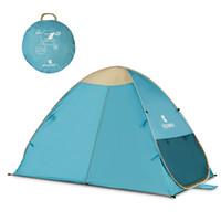 abris de tente achat en gros de-KEUMER Automatique Instantanée Pop Up Tente De Plage Léger En Plein Air Tente Protection UV Camping Pêche Cabana Sun Shelter