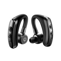bluetooth k5 großhandel-Business Wireless Bluetooth Kopfhörer K5 Sprachsteuerung HiFi Sport Kopfhörer Drahtlose Einseitige Ohrhörer Fahren Auto Kopfhörer Mit Mic