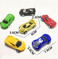 Wholesale Pull Back Cars - Toys Car Model Toys Cartoon Mixed Pull Back Toy Supply Children Educational Toy Vehicle Wholesale DHL free shipping