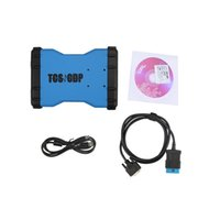 Wholesale Diagnostic Tools For Trucks - New CDP TCS Pro Plus Bluetooth 2015.3 with keygen for CAR TRUCK Generic OBD2 OBDII Diagnostic Tool as Multidiag pro mvd