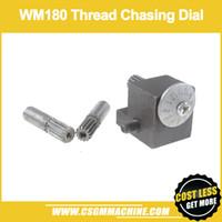 diy torna tezgahı toptan satış-WM180 Konu Chasing Dial / WM180 torna aksesuarı / DIY dial takip peşinde