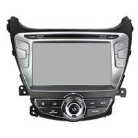 Wholesale Hyundai Elantra Car Dvd - 8inch Andriod 6.0 Car DVD player for HYUNDAI Elantra 2014 with 4GB RAM,GPS,Steering Wheel Control,Bluetooth,Radio
