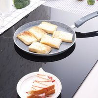 Wholesale ceramics egg resale online - Alloy Pfdiyf Fried Eggs Burning Pan Non Stick Safe cm Copper Frying Pan With Ceramic Coating And Induction Cooking Oven Dishwasher