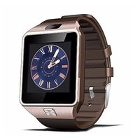 Wholesale Smartphone Retail Box - DZ09 Smart Watch Bluetooth Smartwatches Dz09 Smart watches with Camera SIM Card For Android Smartphone SIM Intelligent watch in Retail Box