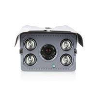 caméra ccd à l'épreuve de l'eau achat en gros de-Caméra de vidéosurveillance IR Array LED Caméra de sécurité 1/3 pouce CCD 1200TVL Night Vision étanche IP66