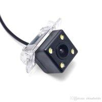 câmera de estacionamento toyota venda por atacado-LEEWA CMOS Carro Câmera de Visão Traseira Para Toyota Camry 2006-2008 Carro Invertendo Câmera de Estacionamento # 4201