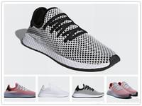 spor ayakkabıları adı toptan satış-2018 SıCAK SATıŞ Yeni DEERUPT RUNNER AYAKKABı mans bayan ayakkabıları spor ayakkabı koşu ayakkabısı Büyük adı CQ2624 szie 36-44 Adidas yeezy yeezys yezzy