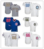 Wholesale best kawasaki - 2018 best top can custom Chicago Cubs jerseys men#WOMEN#YOUTH 66 Munenori Kawasaki Jersey Majestic Stitched jersey