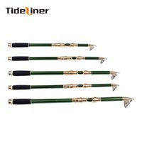 Wholesale weighted lures resale online - Telescopic fishing rod m m m m m carbon fiber spinning rod adjustable H pole lure weight g