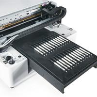 Wholesale ar ball - A3 size personal customized uv printer AR-LED mini4 for golf ball,card,pen on sale