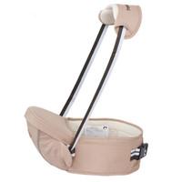 Wholesale Kids Slings - Night Reflex Ergonomic Hipseat Waist Stool Walkers Baby Carrier Sling Hold Waist Belt Hipseat Belt Kids Infant Hip Seat