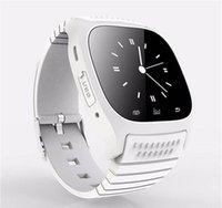 Wholesale gps watch dhl free for sale - M26 Bluetooth Smart Watch With SIM Card Slot NFC Health Watchs For Android and IOS Apple Iphone Smartphone Cradle Design free DHL