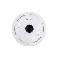 Wholesale motion cameras for home security online - PUAroom fisheye Degree Panoramic Security Camera Motion Detection Surveillance for Home security
