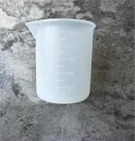 ölçme terazileri toptan satış-100 ml Ölçüm Fincan Kullanımlık Şeffaf Tutkal Silikon Terazi Bardak DIY Pişirme Mutfak Aksesuarları Için Ölçü Araçları 1 7ky UU