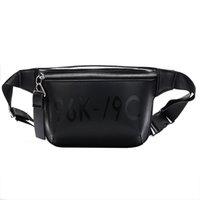 sugeçirmez serseri çanta toptan satış-Kadın Kemer Çantası Bel Çantası Kadın Fanny Paketi Para Kemer Çantaları Deri Crossbody Çanta Moda Su Geçirmez Alışveriş Telefonu Bum kese