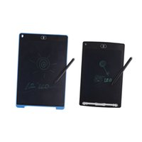 Wholesale Lcd Graphic - LCD Writing Tablet Digital Digital 8.5 12 Inch Drawing Tablet Handwriting Pads Electronic Tablet Board for Adults Kids Children DHL