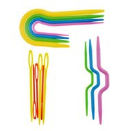 ingrosso set di marcatori d'arte-Arti caldo 53 pezzi Set ABS Plastica Knit Stitch Knitting Needles Uncinetto Gancio Marcatori di plastica Ago Clip Craft Knitting Crochet Chiusura a scatto