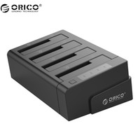 Wholesale hdd cloning sata for sale - Group buy ORICO US3 C USB inch SATA External Hard Drive Dock Bay Off line Clone Hdd Docking Station Black