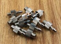 tubo m6 al por mayor-M5 M6 Rotary Tube Needle Luer Adapter Dispensador automático Adaptador