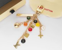 Wholesale shoe holder for rings for sale - The most popular Keychain Purse Pendant Bags Cars Shoe Ring Holder Chains Key Rings For Women Gifts Women acrylic High Heeled keychains K003