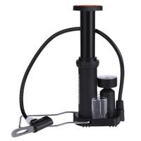druckpumpe großhandel-Mini Bike Pumpe Radfahren Bike Air MTB Reifen Boden Fuß Inflator Pumpen Tragbare Hochdruckfußpumpe Fahrrad Zubehör