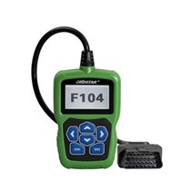 Wholesale chrysler pin code reader - OBDSTAR F104 For Chrysler For Jeep For Dodge Key Programmer and Pin Code Reader Support New Models with Odometer Function