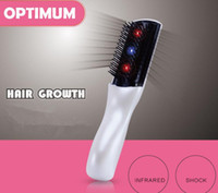 Wholesale hair straightening brush temperature control online - Fast hair straightener Beautiful Star comb LCD Temperature Control Hair Straightening Comb Brush Irons Electric Hair Massage combs a401
