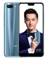 pulgada huawei honor al por mayor-Huawei Honor 10 Global Firmware desbloqueado Intel Smartphone Octa Core 128GB Dual Rear Camera 24.0MP 5.84 inch Pantalla completa