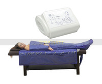 Wholesale lymphatic drainage equipment - 16PCS Air Bags Infrared Lymphatic Drainage Massage Pressotherapy Equipment
