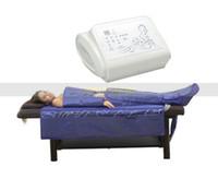 sacs de massage achat en gros de-Équipement de pressothérapie de massage de drainage lymphatique infrarouge des sacs gonflables 16PCS