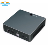 Wholesale quad i5 resale online - Mini PC th Gen Intel Core i5 U Quad Core DDR4 Linux Win10 Pro X86 mini Computer with HDMI Type c