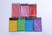 Wholesale poly bubble envelopes - inch rainbow COLOR POLY MAILERS ENVELOPE BAGS