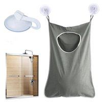 Wholesale Food Recycling Bags - 6 Colors Household Hanging Laundry Bag Hamper Over the Door Large Capacity Dirty Clothes Bag Durable Oxford Cloth Recycle Bag CCA8626 30pcs