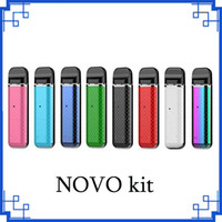 innokin itaste mvp batterie achat en gros de-Novo Pod Starter Kits Batterie intégrée 450mAh avec 2 ml de cartouches vides Kit de stylo vape portable vs tfv8 baby coil 0268095