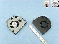 ventiladores de refrigeración asus cpu al por mayor-Nuevo ventilador de enfriamiento para laptop para ASUS U41 U41J U41JF PN original KSB06105HB DFS531005PL0T CPU Cooler Radiator