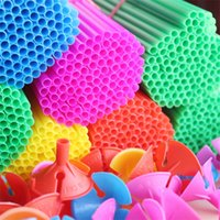 Wholesale wholesaler latex material - Excellent Quality Plastic Support Rod Latex Balloon Cup Sticks Holder Advertising Balloons New Material Stick Rods 0 08hy gg