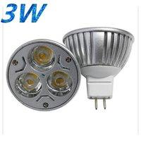 3x1w strom geführt großhandel-LED Birnen Förderung! Kleinhochleistungs CREE 3W 3x1W Dimmable GU10 / MR16 / E27 LED heller Lampen-Scheinwerfer LED Birne 14318-7