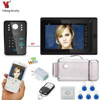 porta de desbloqueio de vídeo do intercomunicador venda por atacado-Yobang Segurança 7