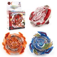 Wholesale new beyblade metal fusion toys for sale - 4 Stlyes New Spinning Top Beyblade With Launcher And Original Box Metal Plastic Fusion D Gift Toys For ChildrenToys for Boys Birthday Gift