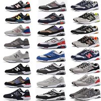 Wholesale Champagne C - 2018 letters Trainer New Four generations admission men and women balanced casual sports shoes lovers shoes running shoes Sneakers