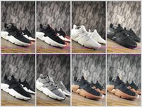 Wholesale Brown Flats Size 11 - New 2017 High Quality EQT 4 Running Shoes Men Fashion Prophere Climacool All White Black EQT Support ADV jogging outdoors Sneakers Size 5-11