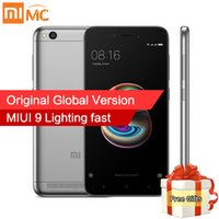 Wholesale xiaomi dual sim - Global Version Xiaomi Redmi A A GB GB MIUI Smartphone MP Camera Snapdragon Quad Core Inch HD Display mAh