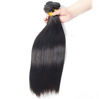 işlenmemiş bakire saç atkı atkı toptan satış-100% Brezilyalı İnsan Remy Saç Örgü 6a Işlenmemiş Bakire Saç Örgü 10-30