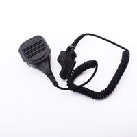 mikrofon für walkie talkie groihandel-Walkie Talkie Mikrofon für Motorola Walkie-Talkie GP900 MTX900 XTS5000 MT2000 PR1500 51SL Zweiweg-Radio-Lautsprecher HT1000 Mic