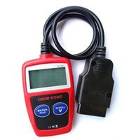 porsche оптовых-Диагностический детектор неисправностей OBD Универсальный MS309 EOBD2 Может считывать код