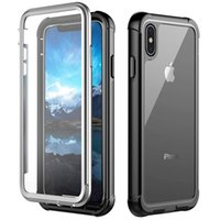 ingrosso casi di telefono cellulare id-Original factory Per iPhone Xs Max Shock Case Dirt Snow Proof Protection con Touch ID per iPhone Xs Max Phone Case Skin